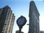 Clocks of New York City - Decorative Street Clock