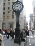 Seth Thomas Clock - New York City